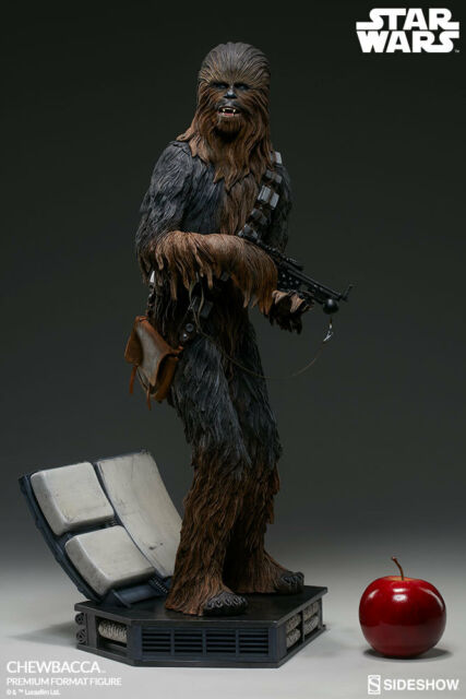 Star Wars 1/4 Premium Format Figure Chewbacca 2nd Edition Sideshow