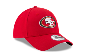 half off 64d24 1ff6f Image is loading NEW-ERA-9FORTY-ADJUSTABLE-HAT-NFL-THE-LEAGUE-