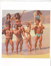 Ms Olympia Rachel Mclish/Casey Viator + Party On Beach Bodybuilding Photo Color