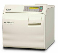 Ritter Midmark M9 Ultraclave Steam Sterilizer 588 Cycles Org