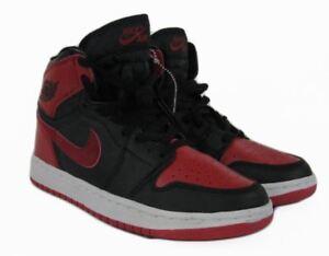 air jordan 1 retro black red