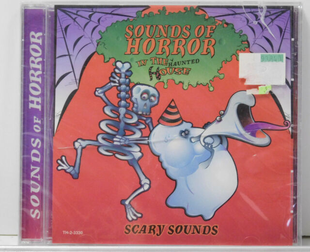 Sounds of Horror in The Haunted House Classic Scary Halloween Sound Effects  OOP