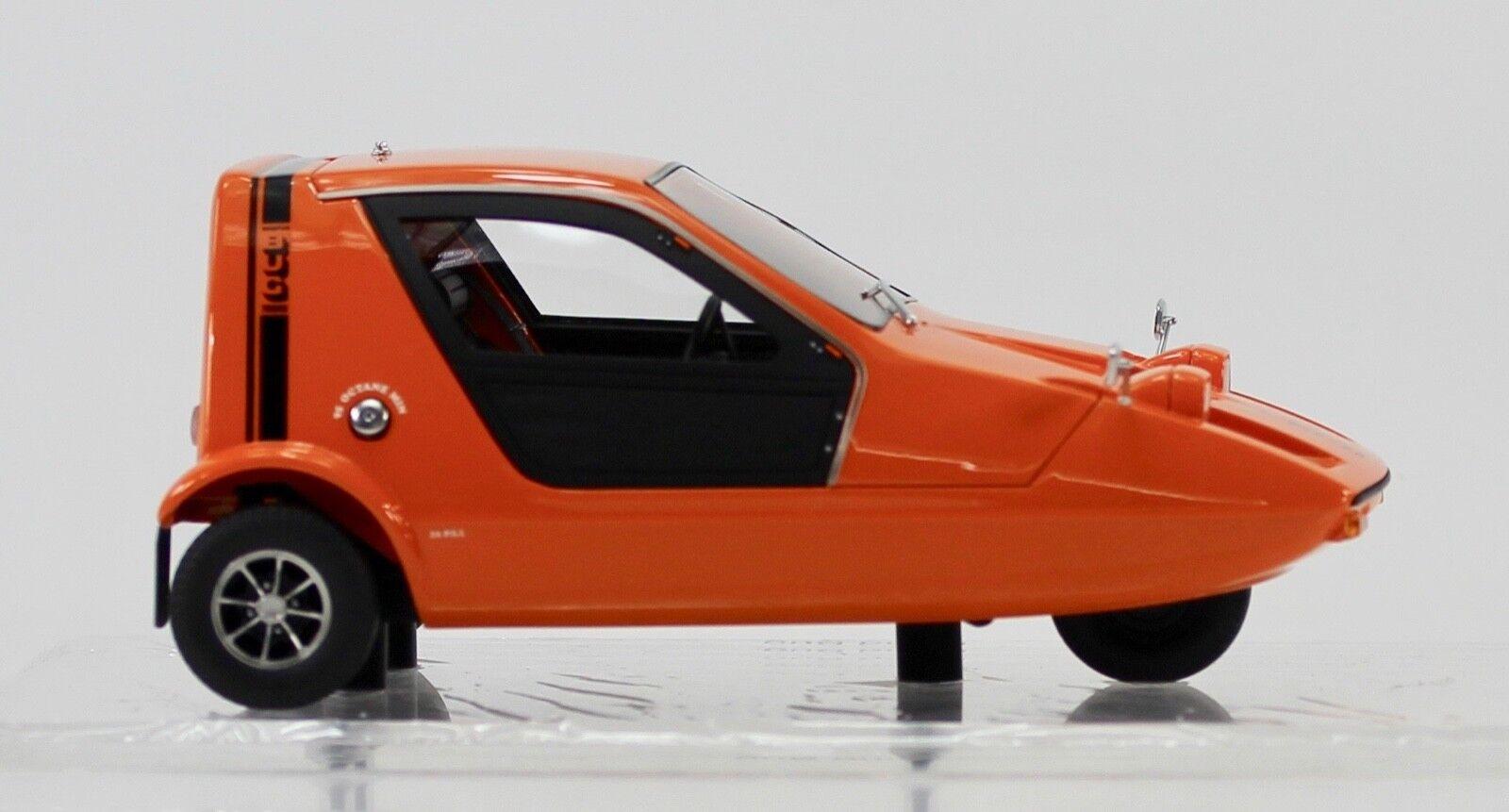Bond Bug 700es 1970 Gran Bretagna 3 Wheeler 1:18 DNA Collectables dna000003