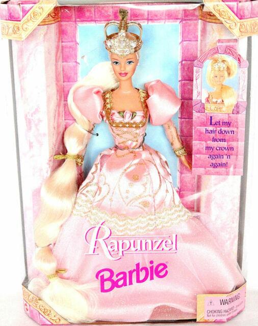 Rapunzel 1997 Barbie Doll For Sale Online Ebay