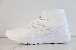 Asics-Gel-Kayano-Trainer-Knit-MT-White-H7P4N-0101-8-11-5-rf-pk-lyte