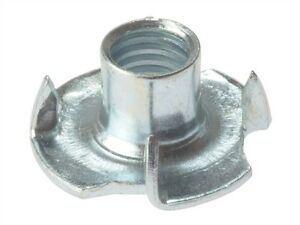 Forgefix-FORPTN6M-Con-denti-T-Noci-PLACCATI-ZINCO-M6-Borsa-10