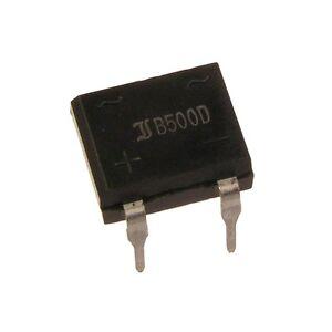 50-Diotec-Brueckengleichrichter-DIP-500V-Gleichrichter-DIL-1A-B500D-858709