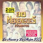 30 Merengues Pegaditos: Lo Nuevo y lo Mejor 2007 by Various Artists (CD, May-2007, 2 Discs, Sony BMG)