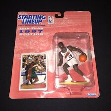 1997 Starting Lineup Gary Payton Seattle Supersonics action figure NBA basketbal