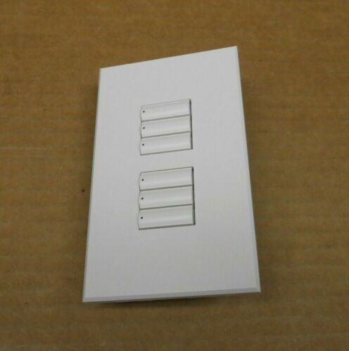 4 AVAIL Details about  /1 NIB LUTRON QSWS2-3BDN-WH QSWS23BDNWH SEETOUCH QS WALL STATION 24V