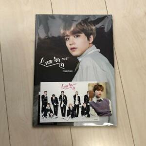 NCT-127-Awaken-1st-album-First-press-Haechan-ver-CD-photocard-postcard-set