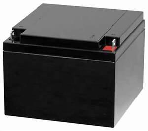 Y24-12i, Sla, batteries au plomb scellées