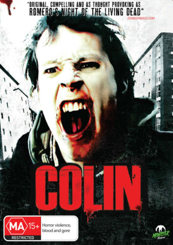 1 of 1 - Colin (2008) + Extra Features * Zombie Movie * Monster Pictures *