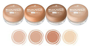 Soft Touch Mousse Makeup Natural Looking Matt Effect Delicate