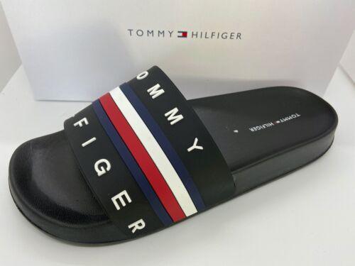 Tommy Hilfiger slip on Sandalen Damenschuhe Gr.37 NEU Versand aus DE
