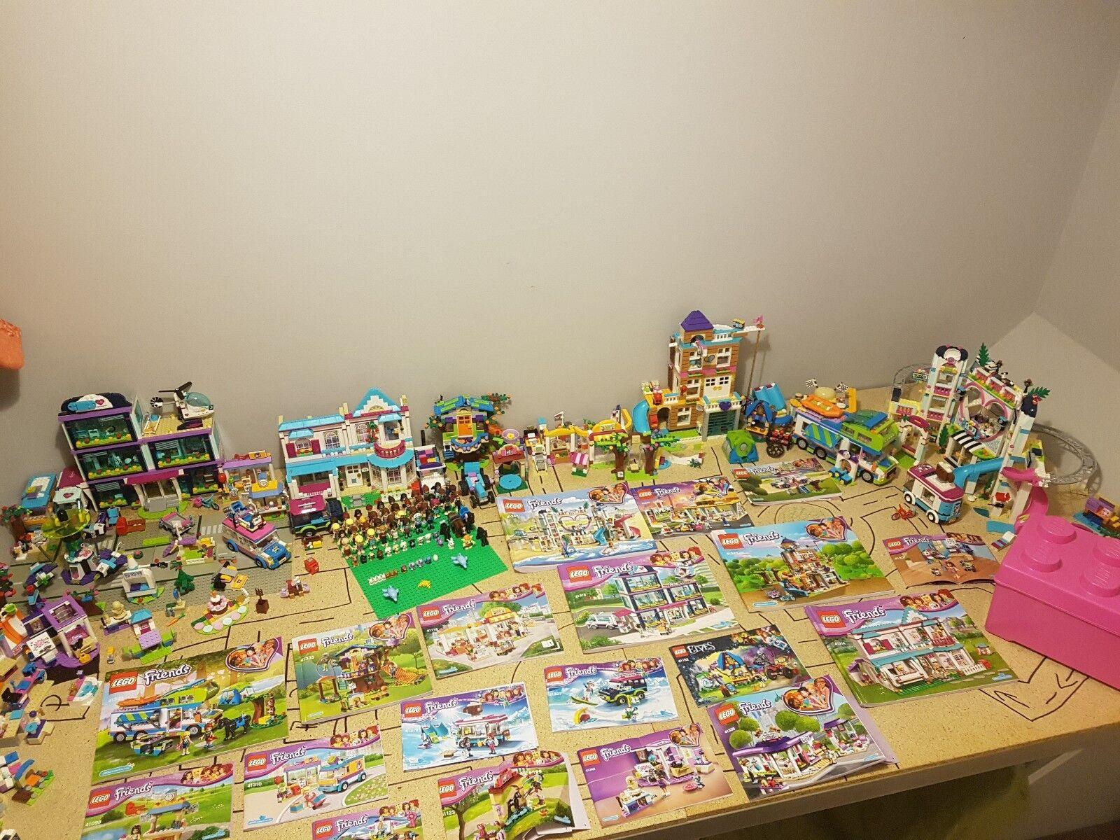 LEGO pezzi Bundle Misto mattoni PEZZI minifigure + ACCESSORI SET LOTTO ODL