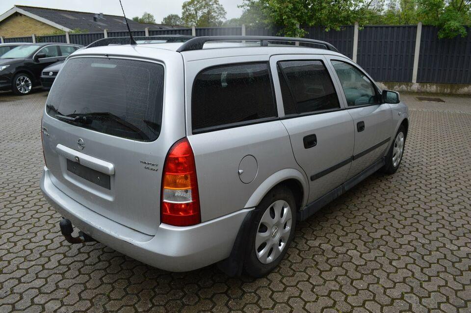 Opel Astra 1,4 Classic Limited Wagon Benzin modelår 2006 km