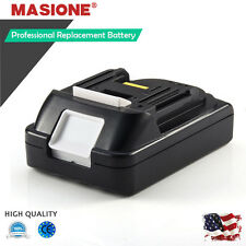 New 18V 1.5AH Battery for Makita BL1815 BL1830 Lithium Compact Cordless Drill