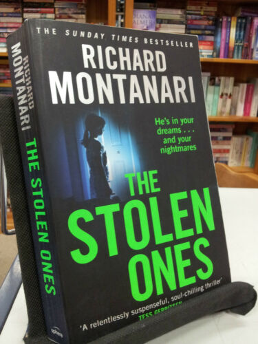 1 of 1 - The Stolen Ones by Richard Montanari (Paperback, 2014)