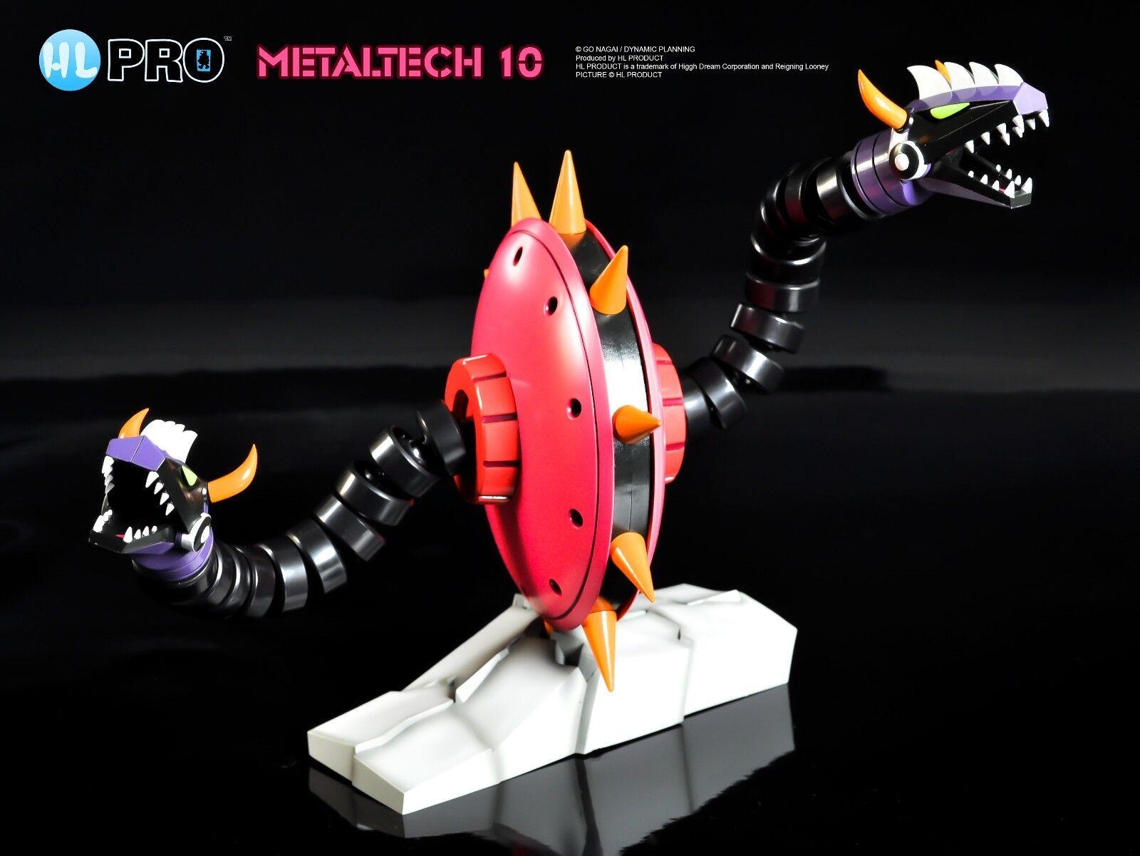 HL PRO METALTECH 10 GORU GORU from UFO ROBOT GRENDIZER goldRAKE 38cm NEW