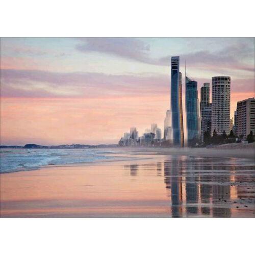 Beach Full Drill 5D Diamond Painting DIY Cross Stitch Kits Mosaic Decor Seaside