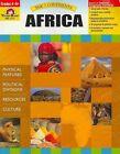 Africa Grades 4-6 9781609631321 by Sandi Johnson Paperback