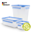 Tefal-Frischhaltedose-Set-in-0-25-1-1-6-und-2-6-Liter-BPA-Frei-100-dicht Indexbild 17