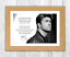 George-Michael-with-lyrics-034-Careless-Whisper-034-A4-reproduction-autograph-poster thumbnail 5