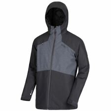Regatta Women/'s Garforth Waterproof Jacket Black