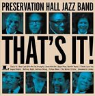 That's It! by Preservation Hall Jazz Band (Vinyl, Jul-2013, Sony Legacy)
