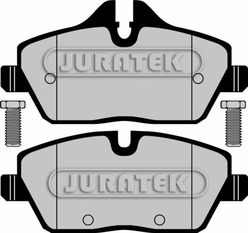 JURATEK FRONT SET OF BRAKE PADS  FOR MINI MINI 1499CCM 136HP 100KW