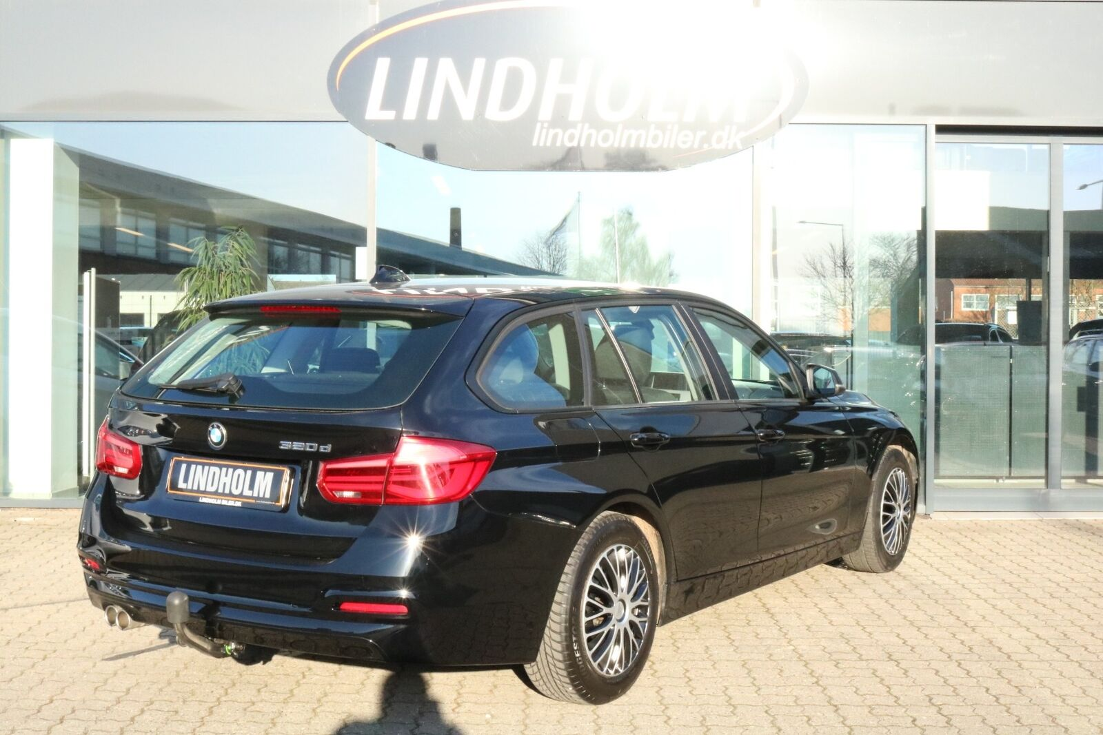 BMW 320d Touring aut.