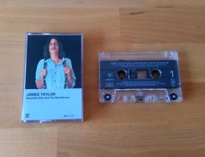Details about RARE James Taylor Mud Slide Slim Euro Cassette Album Country  Soft Rock