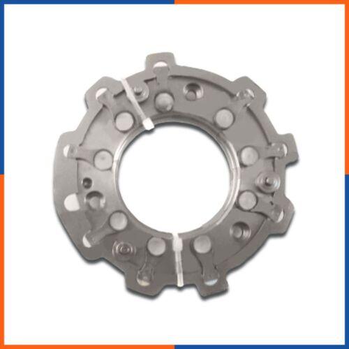 Nozzle Ring Geometrie variable pour AUDI A3 1.9 TDI 115 cv 454183-0003 454231-12