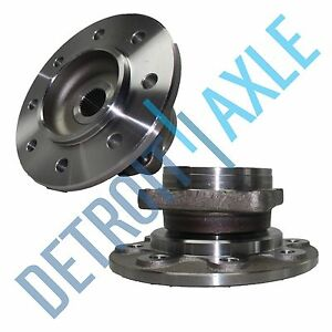 2-Front-Wheel-Hub-and-Bearing-Assembly-Dodge-Ram-2500-4WD-4-Bolt-Flange