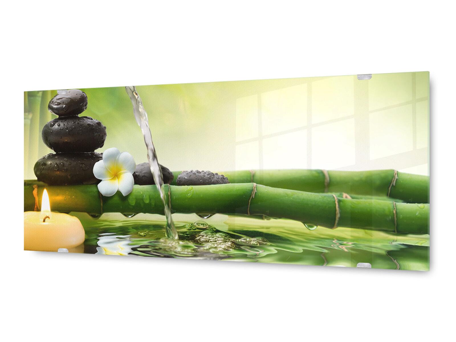 Image la fresque glx12568974257 Wellness Feng Shui 125 x 50 cm
