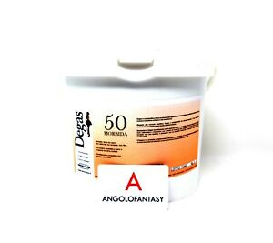 Degas-50-Morbida-Prochima-Plastilina-modellabile-a-base-cerosa-5-kg-modellismo