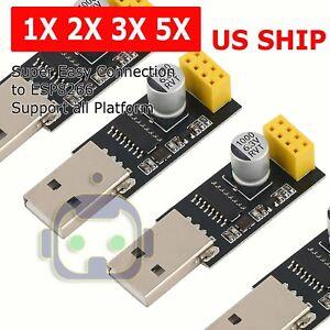 USB-to-ESP8266-Serial-Module-TTL-Wifi-ESP-01-CH340G-Developent-Board-Adapter