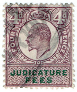 I-B-Edward-VII-Revenue-Judicature-Fees-4d