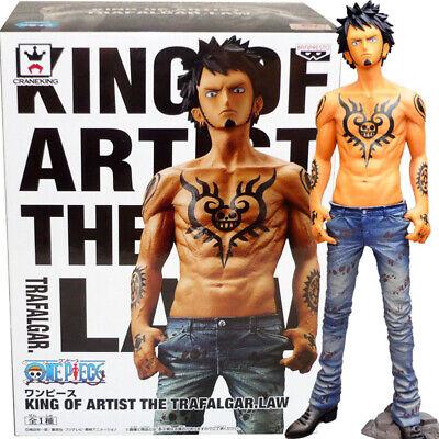Banpresto One Piece Prize King of Artist Trafalgar Law PVC Figure