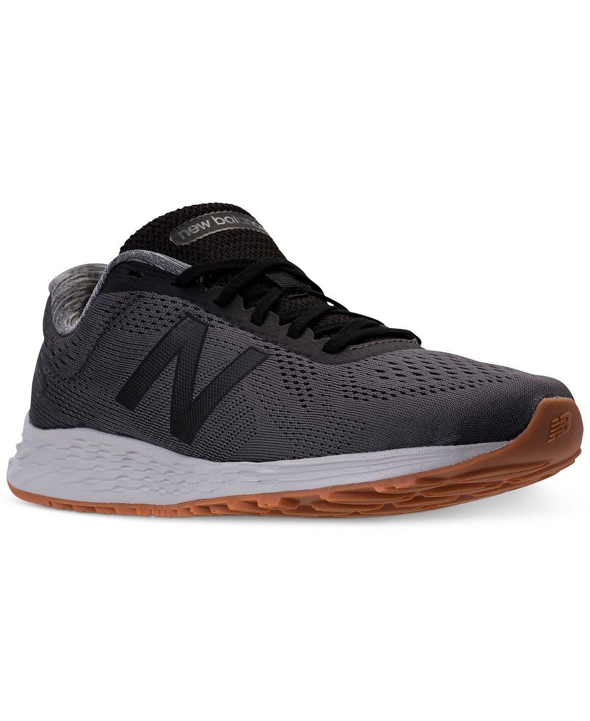 NIB New Balance hommes Foam Fresh Foam hommes Arishi Chaussures Med&4E WIDE Dark gris MARISLB1 4634f0
