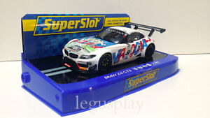 Slot-Scx-Scalextric-Superslot-H3855-BMW-Z4-GT3-2015-24-Hours-Of-Spa-Roal-n-9