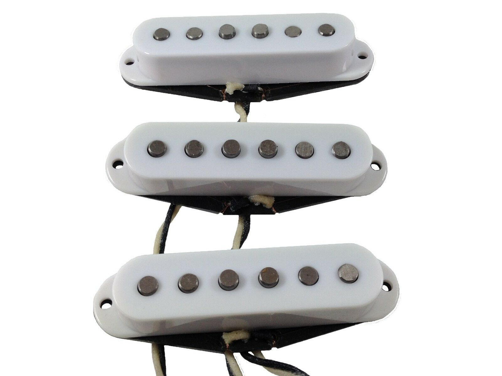 Alegree 'Texan Hailstorm' handwound Stratocaster single coils. single or set