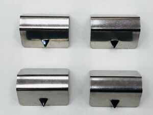 Wind-Deflector-Clips-For-Heko-Aftermarket-Great-Quality-4pcs-Brand-New