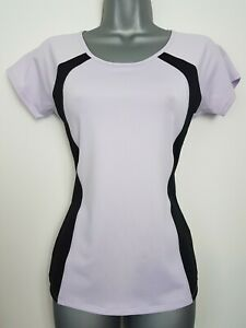 Ladies-Womens-Ex-M-amp-S-Sports-Top-Running-YOGA-Gym-T-Shirt-Active-Fitness-Tee-Size
