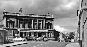 PHOTO  SOMERSET  BATH GREEN PARK RAILWAY STATION 1962 EXTERIOR VIEW - Tadley, United Kingdom - PHOTO  SOMERSET  BATH GREEN PARK RAILWAY STATION 1962 EXTERIOR VIEW - Tadley, United Kingdom