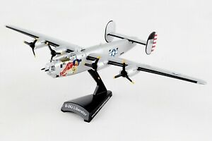 "POSTAGE STAMP USAAF B-24J ""MILLION DOLLAR BABY"" 1:163 SCALE DIECAST METAL MODEL"