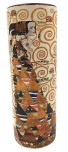 Klimt-Expectation-Stocklet-Frieze-Ceramic-Flower-Bud-Vase-7H-VAS04KL-Parastone