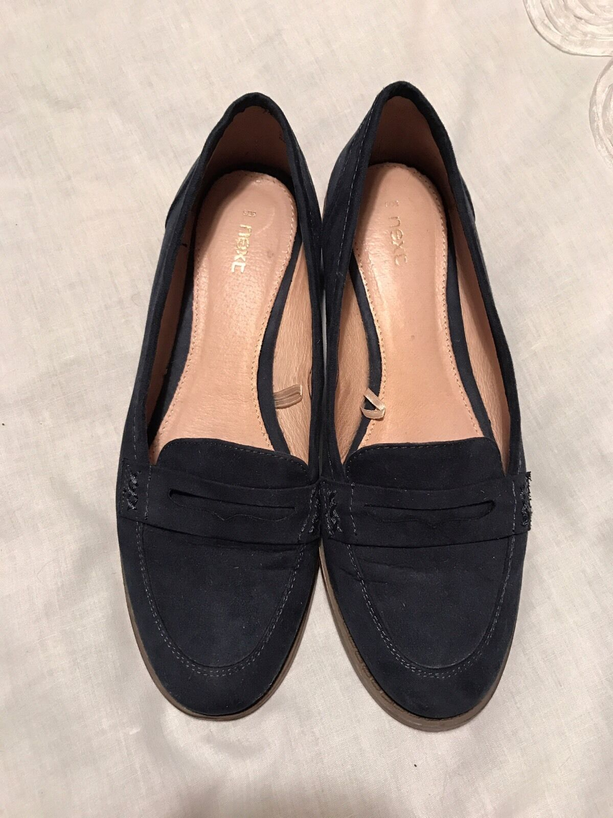 Next Women's Slip On Shoes Size 5