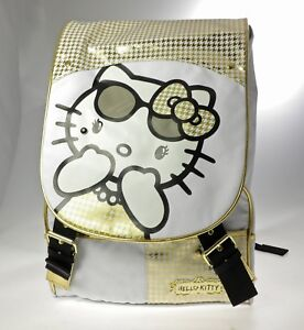 HELLO-KITTY-DIVA-Zaino-Scuola-Sdoppiabile-Estensibile-by-Cartorama